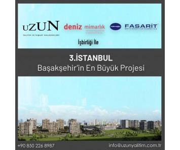 3. İstanbul Projesi Sizlerle Buluşuyor